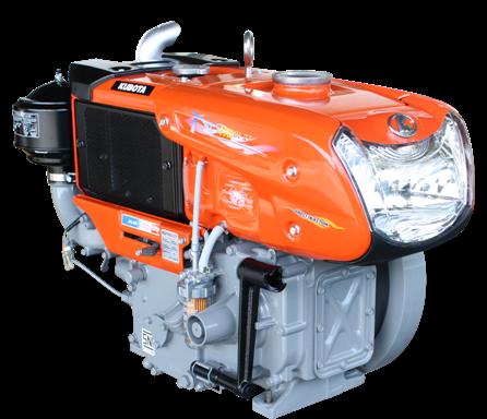 Mesin Diesel Kubota RD 110 DI-2T