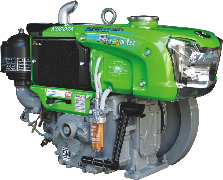 Mesin Diesel Kubota RD 65 DI-1S