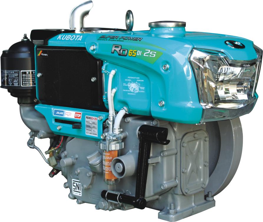 Mesin Diesel Kubota RD 65 DI-2S