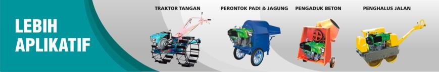Aplikasi Mesin Diesel Kubota