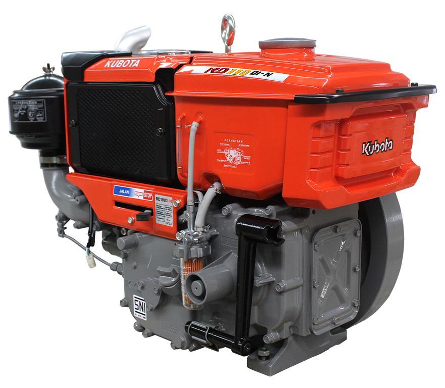 Mesin Diesel Kubota RD 110 DI-N
