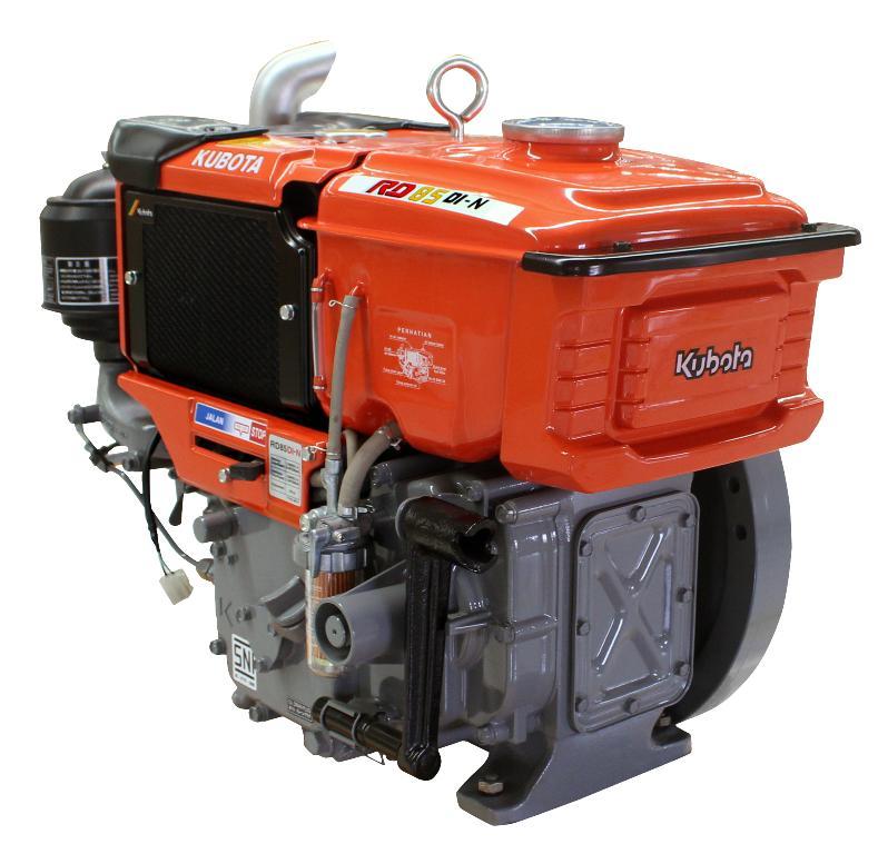 Mesin Diesel Kubota RD 85 DI-N
