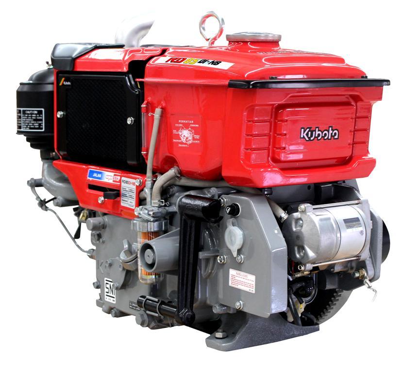 Mesin Diesel Kubota RD 85 DI NB